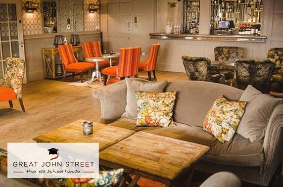 Great John Street Hotel stay