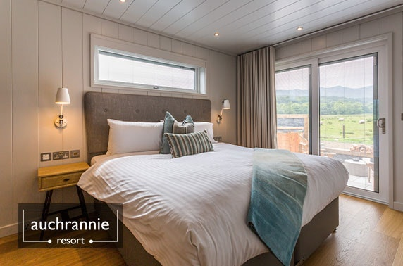 4* Auchrannie Resort couple's retreat