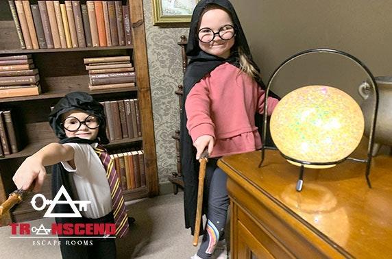 Wacky Wizards' Kids escape room & laser tag, Falkirk