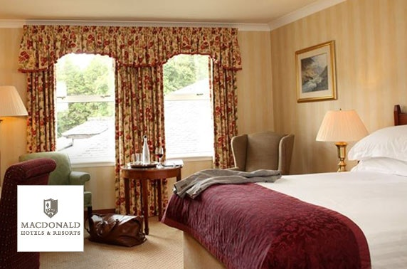 Crutherland House DBB - valid 7 days