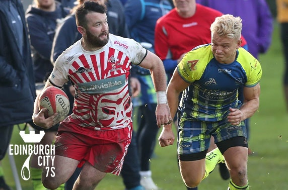 Edinburgh City 7s, Inverleith Park - from £4pp