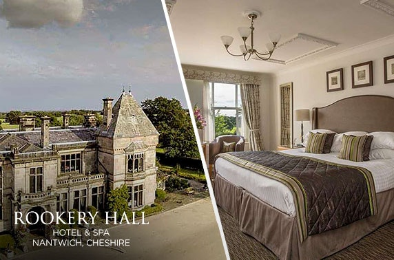 4* Rookery Hall stay - valid 7 days