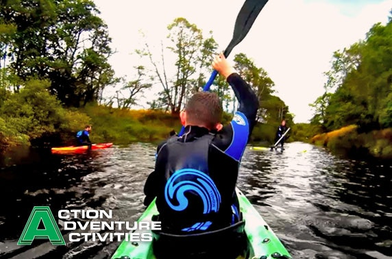 Watersports activities, Stirlingshire
