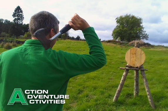Target sports at Action Adventure Activities