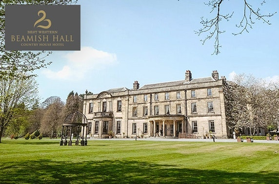 Beamish Hall Hotel stay