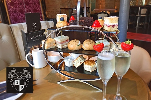 Mother's Day afternoon tea at 29 Private Members' Club