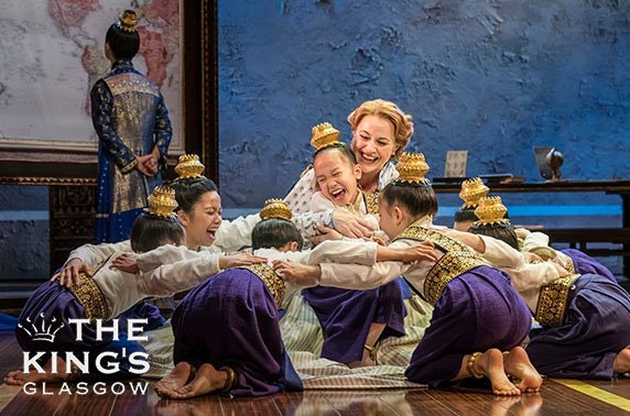 The King and I, King's Theatre Glasgow