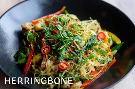Herringbone Bar & Restaurant, Goldenacre