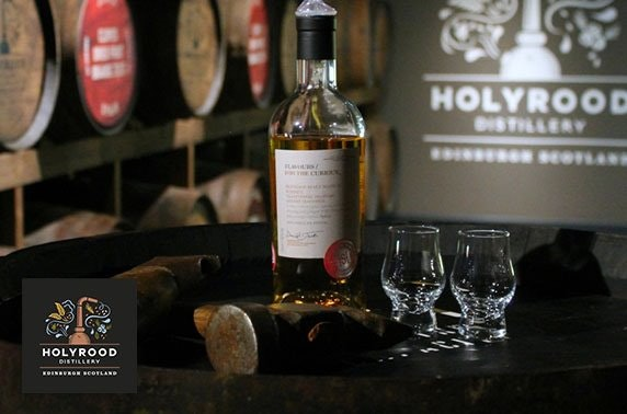 Holyrood Distillery tour - from £8pp