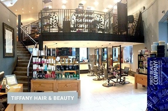 Tiffany Hair & Beauty, City Centre