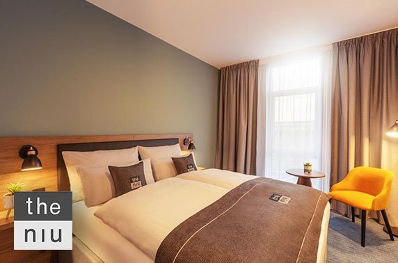 Manchester stay & wine - from £59