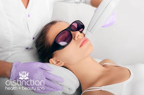 Distinction Health and Beauty Spa beauty treatments, Clarkston