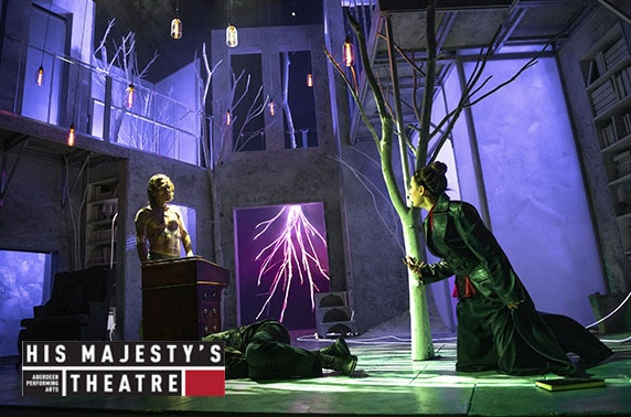 Frankenstein at His Majesty's Theatre