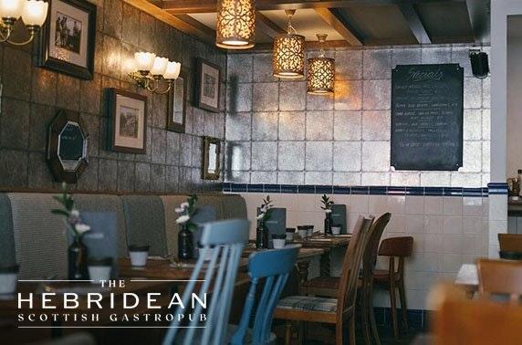 The Hebridean brunch, West End