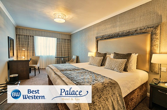 Inverness Palace Hotel & Spa stay