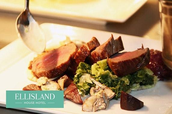 Ellisland House Hotel getaway - valid 7 days!
