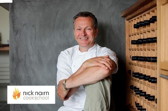 Nick Nairn cookery class