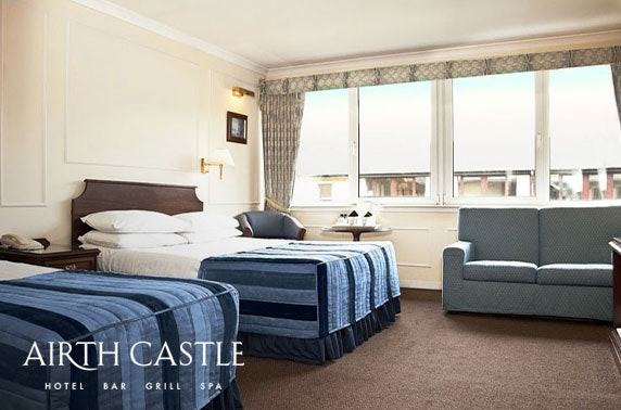 Airth Castle DBB getaway - from £79