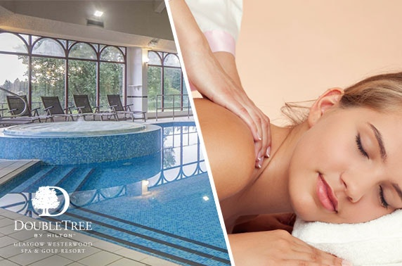4* Westerwood Hotel spa day
