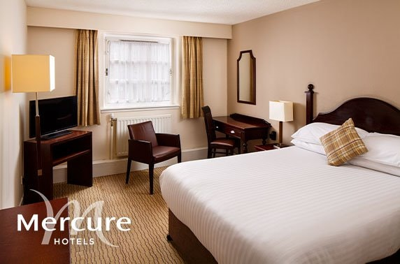 Mercure Perth Hotel stay - from £65