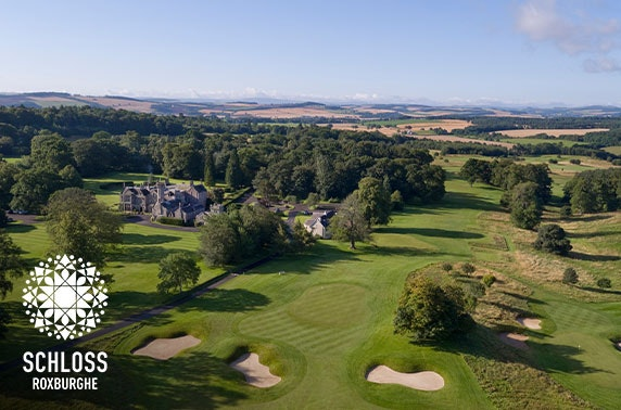 SCHLOSS Roxburghe Hotel & Golf Course, Scottish Borders