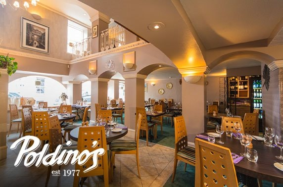 Poldino's Aberdeen, Italian dining
