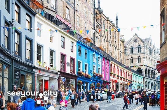The Edinburgh Cheese Crawl tickets