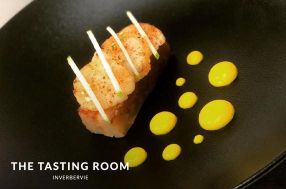 The Tasting Room, Inverbervie
