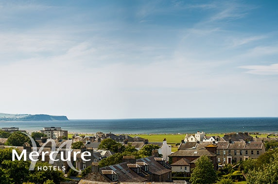 Mercure Ayr Hotel seaside stay - valid until Mar 2021