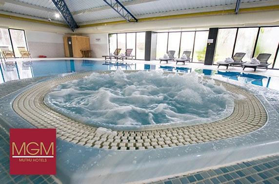 Muthu Glasgow River Hotel spa day
