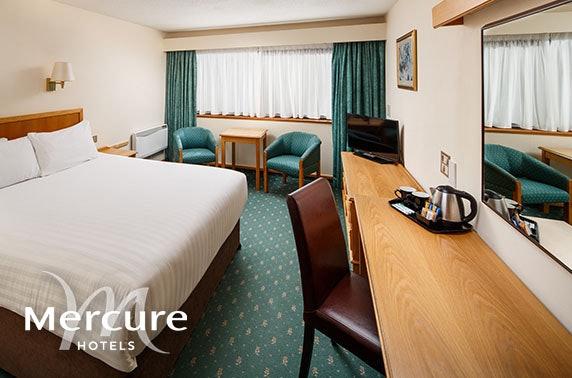 Mercure Livingston Hotel stay
