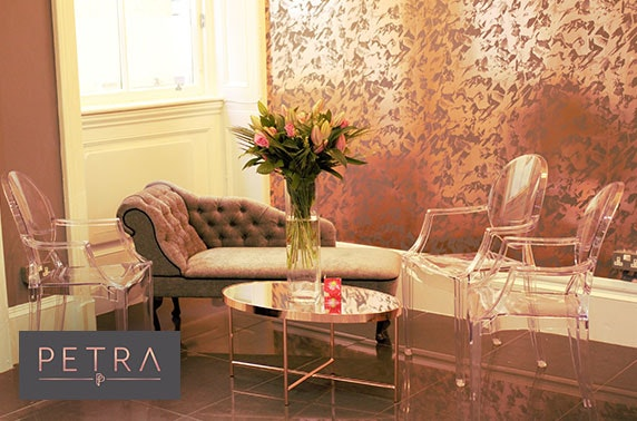 Petra Salon Glasgow, City Centre