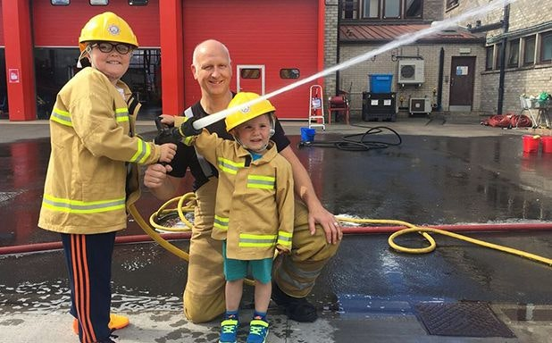 SFRS Family Support Trust