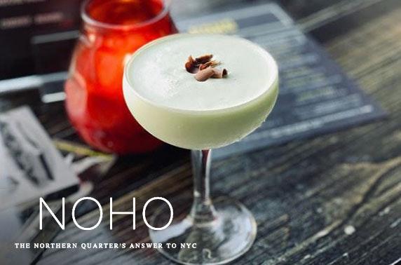 Noho, Northern Quarter cocktails