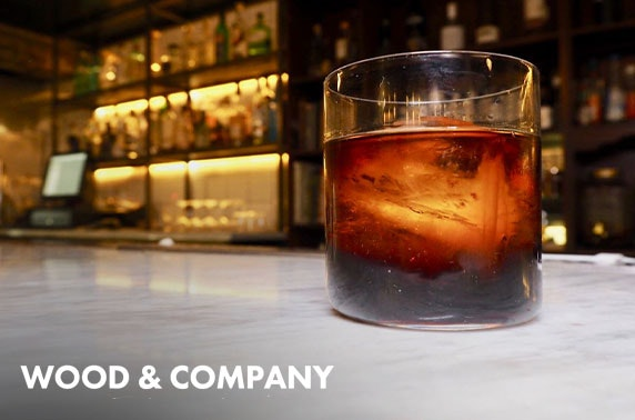 Manchester City Centre cocktails - from £4