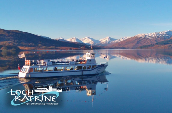 Loch Katrine cruise & Sunday roast