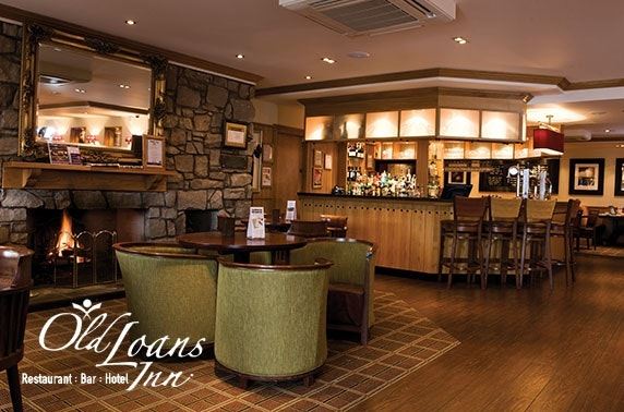 4* Old Loans Inn DBB, Troon – from £59