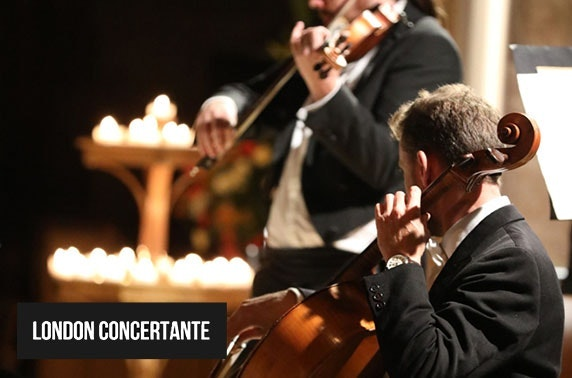 Vivaldi Four Seasons by candlelight at St Giles Cathedral