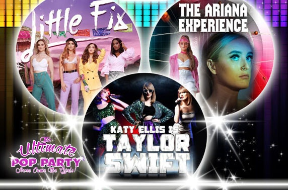 The Ultimate Pop Party, Glasgow Royal Concert Hall