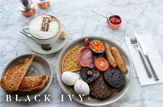 Black Ivy, Edinburgh getaway