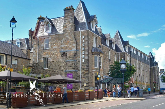 Fisher's Hotel, Pitlochry – £79