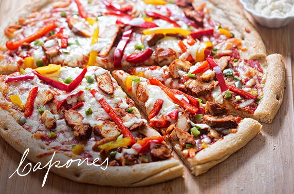 Pizza or pasta & optional drinks - from £4.50pp