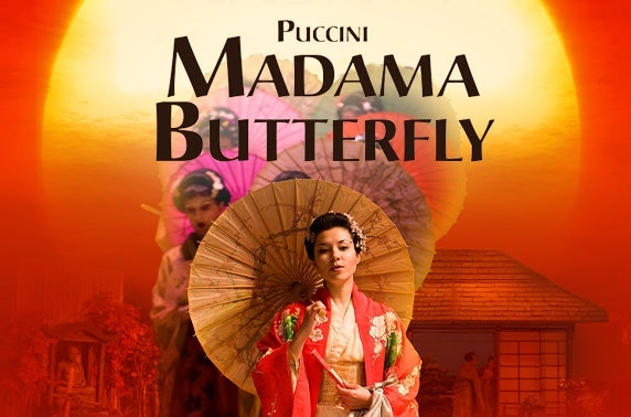Madama Butterfly at Usher Hall