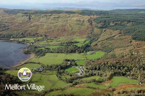 Melfort Village luxury cottages, Oban