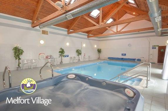 Melfort Village luxury cottages, Oban