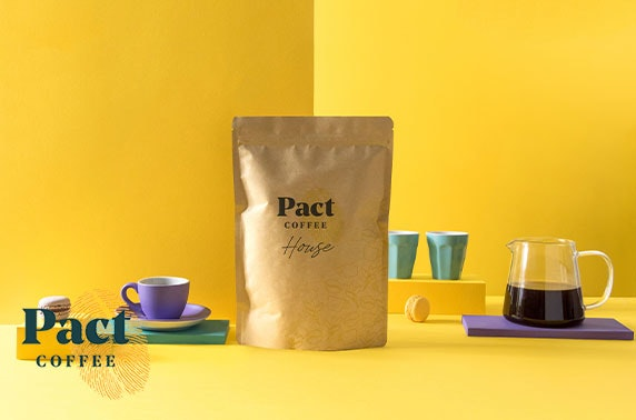 Coffee subscription delivery - from £3 per month