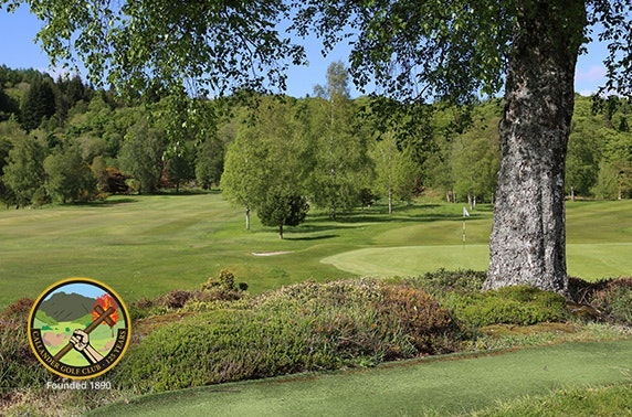 Callander Golf Club - valid 7 days!