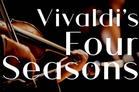 Vivaldi's Four Seasons by Candlelight, St Ann's Church, Manchester
