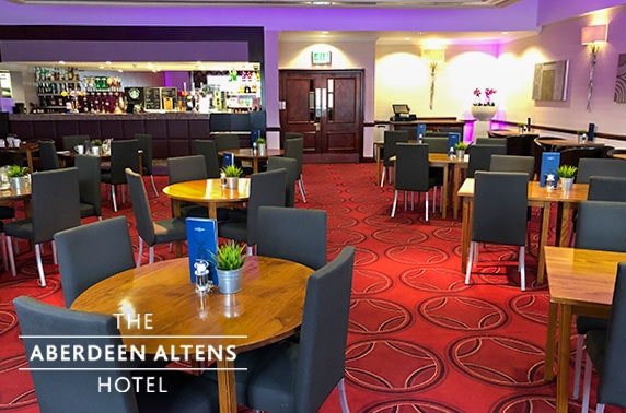 Aberdeen Altens Hotel family break - £69