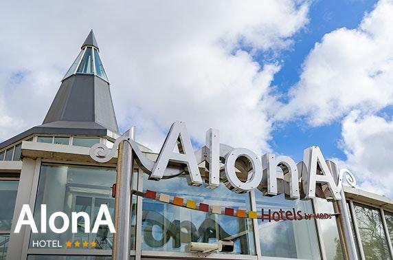 4* Alona Hotel tribute night & optional stay